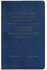 French/English Diglot New Testament with Psalms and Proverbs  -
