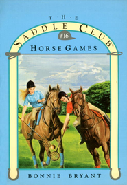 HORSE GAMES - eBook  -     By: Bonnie Bryant