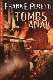 The Cooper Kids Adventure Series #3: The Tombs of Anak   -              By: Frank Peretti