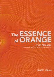 The Essence of Orange DVD   -              By: Reggie Joiner