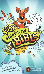 My First Hands-On Bible  -
