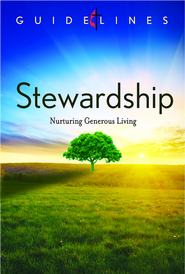 Guidelines for Leading Your Congregation 2013-2016 - Stewardship: Nurturing Generous Living - eBook  -