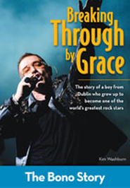 Breaking Through By Grace: The Bono Story - eBook  -     By: Kim Washburn