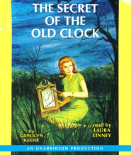 Nancy Drew #1: The Secret of the Old Clock  -              By: Carolyn Keene