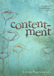 Contentment: A Godly Woman's Adornment  -     By: Lydia Brownback