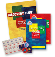 Discovering God's Love Kit  -
