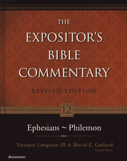 Ephesians-Philemon: The Expositor's Bible Commentary, Revised Edition, Volume 12 - Slightly Imperfect  -