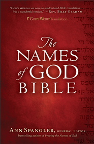 Names of God Bible, The - eBook  -     By: Ann Spangler