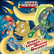 Green Lantern vs. the Meteor Monster! (DC Super Friends) - eBook  -     By: Billy Wrecks