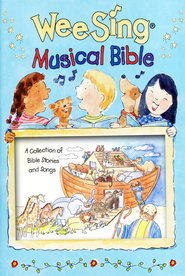Wee Sing Musical Bible: A Collection of Bible Stories and Songs,  Book and Cassette  -