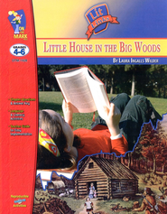 Little House in Big Woods Lit Link Gr. 4-6  -