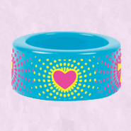 Heart Burst Fun Ring, Size 8   -