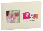 Baby Brag Book I Love Mommy   -