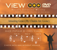 Amazing Grace (My Chains Are Gone), Accompaniment DVD   -     By: Chris Tomlin