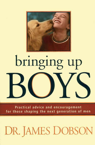 Bringing Up Boys, Hardcover Edition   -     By: Dr. James Dobson