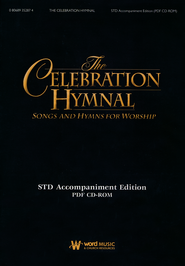 The Celebration Hymnal: Accompaniment Rhythm/Guitar Standard (Black)  -