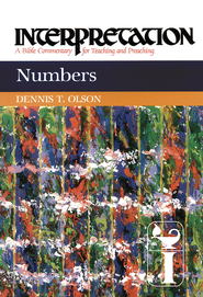 Numbers: Interpretation: A Bible Commentary for Teaching and Preaching - eBook  -     By: Dennis T. Olson