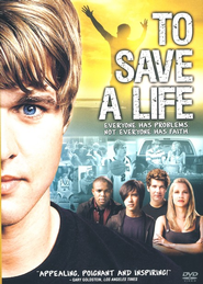 To Save a Life, DVD   -