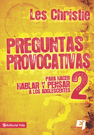 Preguntas provocativas para adolescentes 2 - eBook  -     By: Zondervan