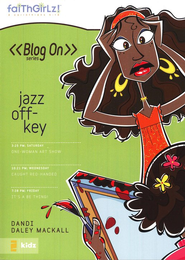 Jazz Off-Key - eBook  -     By: Dandi Daley Mackall