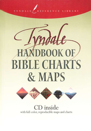 Tyndale Handbook of Bible Charts & Maps with CD-ROM   -     By: Neil S. Wilson, Linda K. Taylor