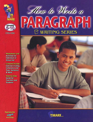 How to Write a Paragraph Gr. 5-10  -