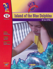 Island of the Blue Dolphins Lit Link Gr. 4-6  -