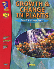 Growth & Change in Plants Gr. 2-3  -