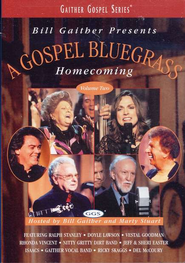 A Gospel Bluegrass Homecoming, Volume 2, DVD   -