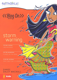 Storm Warning - eBook  -     By: Dandi Daley Mackall