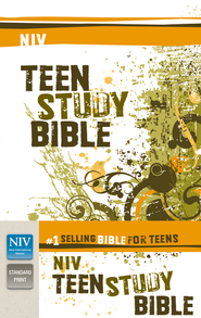 NIV Teen Study Bible / Special edition - eBook  -