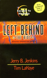 Escape to Masada, Left Behind: The Kids #31   -     By: Tim LaHaye, Jerry B. Jenkins