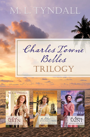 Charles Towne Belles Trilogy - eBook  -     By: MaryLu Tyndall