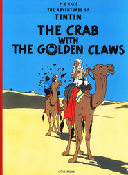 The Adventures of Tintin: The Crab with the Golden Claws   -     By: Herge