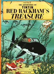The Adventures of Tintin: Red Rackham's Treasure   -     By: Herge