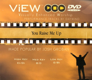 You Raise Me Up, Accompaniment DVD   -              By: Josh Groban