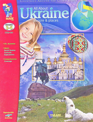 All About Ukraine Grades 3-5   -
