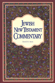 The Jewish New Testament Commentary: A Companion Volume to the Jewish New Testament   -     By: David H. Stern