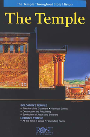The Temple, Pamphlet   -
