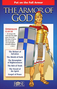 The Armor of God: Put on the Full Armor/Pamphlet   -