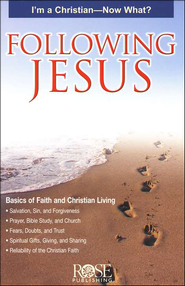 Following Jesus: Basics of Faith and Christian Living    -