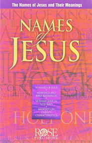 Names of Jesus (10 pack)   -