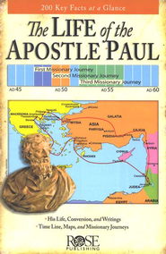 The Life of the Apostle Paul: The Entire Life of Paul at a Glance  -