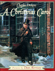 A Christmas Carol  -     By: Charles Dickens, Dean Morrissey, Stephen Krensky