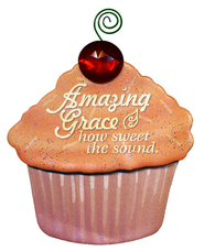 Amazing Grace Magnet and Photo Holder  -