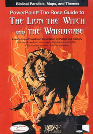 The Rose Guide to The Lion, the Witch, and the Wardrobe: PowerPoint CD-ROM  -