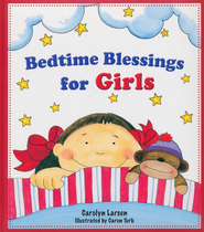 Bedtime Blessings for Girls  -