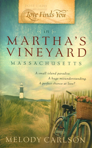 Love Finds You in Martha's Vineyard, Massachusetts   -     By: Melody Carlson