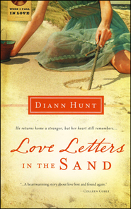Love Letters in the Sand, Large Print  -     By: Diane Hunt