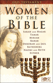Women of the Bible: Old Testament Pamphlet  -